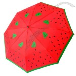 Strawberry Watermelon Folding Umbrella