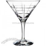 Street - Pair of two martini glasses