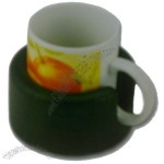 Stress Ball Tyre Mug Holder