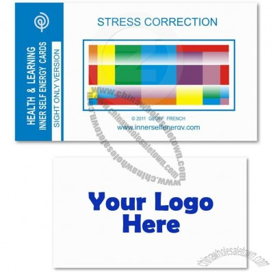 Stress Correction Business Card