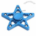 Stress Reducer Star Shaped EDC Hand Fidget Spinner