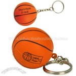 Stress Relievers Basketball Key Chain