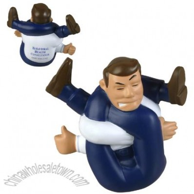 Stressed Out Man Stress Ball