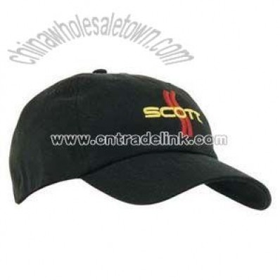 Stretch Cotton Cap