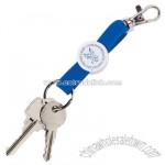 Stretchable Keychain / Badge Holder