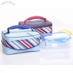 Stripe Mini Cooler Lunch Bag