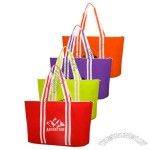 Striped Handle Sport Tote Bags