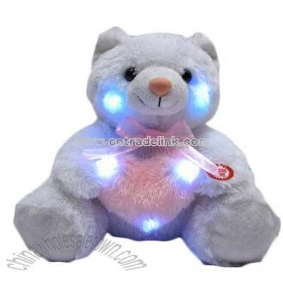 Stuffed Flash Bear