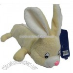 Stuffed Rabbit Pencil Case