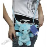 Stuffed Satchel elephant
