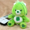 Stuffed Toy Key Chain (Good Luck Bear)