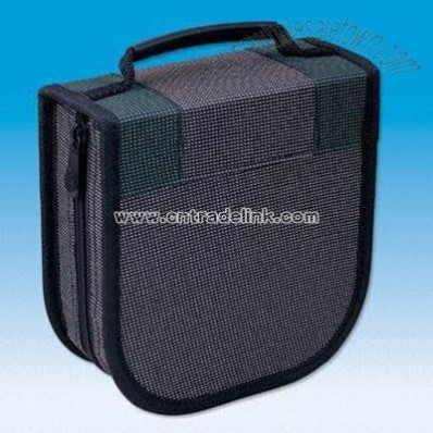 Stylish CD Bag for 40 Discs