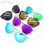 Stylish Design Acetate Polarized Sunglasses Fashion