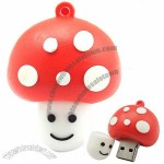 Stylish Mushroom Design USB Flash Drive