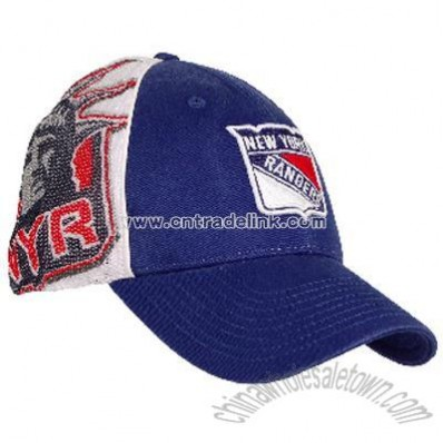 Sublimated Stretch Cap