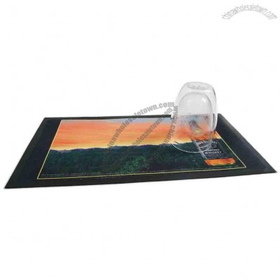 Sublimation Rubber Bar Runners 42 x 25cm
