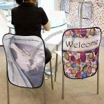 Sublimation Seat Back Decoration Cover