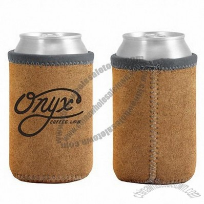 Suede-ish Neoprene Can Holders