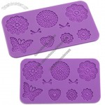 Sugar Laces Silicone Mould