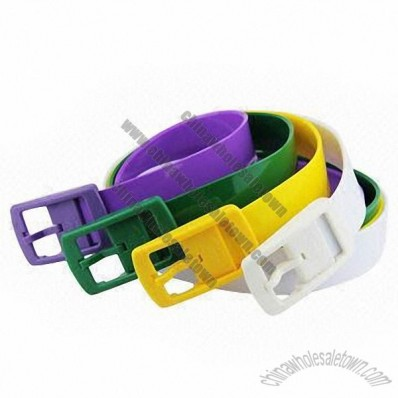 Summer Collection Plastic Belts