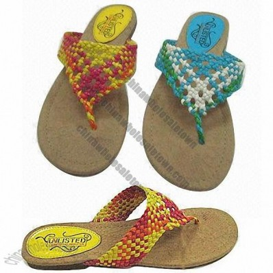 Summer New Design Fashion Ladies' Sandal Shoes