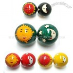 Sun And Moon Chinese Stress Balls