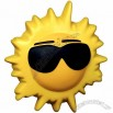 Sun with Sunglasses Stress Ball