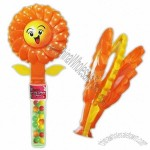 Sunflower Hand Clapper Toy Candy