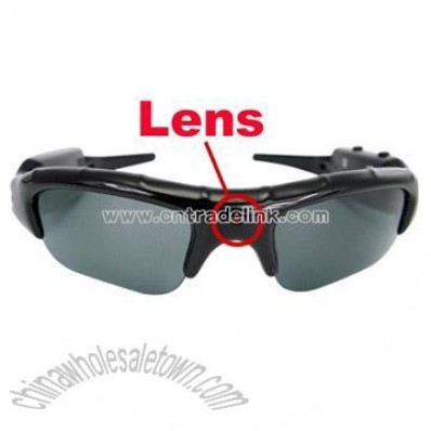 Sunglass Camera with Video Audio
