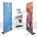 Super Broad Base Roll Up Banner Stand 33