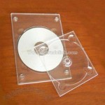 Super Clear CD/DVD Digi Tray