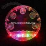 Super Flashing Tambourine with 8 Kinds of Flashes