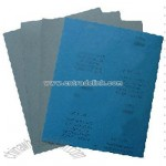 Super Flexible Wet and Dry Abrasive Paper-Latex