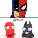 Super Hero Poppin Peepers Toy