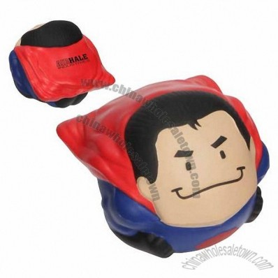 Super Hero Wobbler Stress Ball