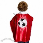 Super Soccer Cape for Kids