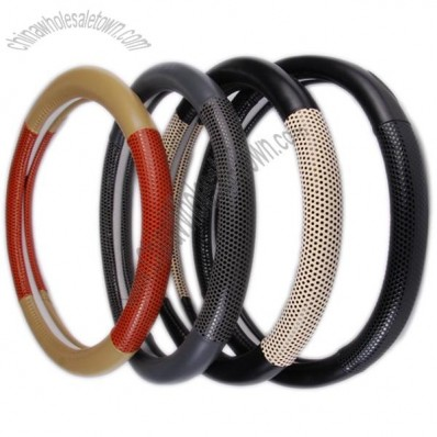 Super Soft PU Car Steering Wheel Cover