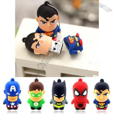 Superman Hero USB Flash Drive