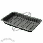 Supermarket Food Tray, Compostable And Biodegradable