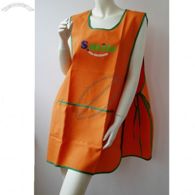 Supermarket Vest, Workwear Clothes, Sleeveless Vest