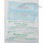 Supply orthodontic dental floss