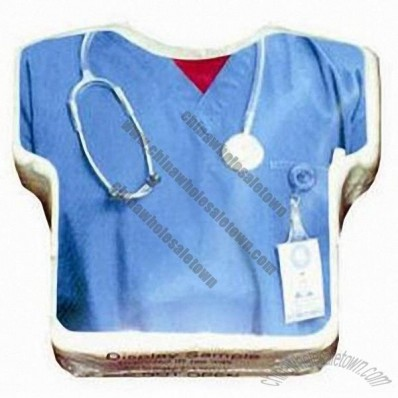 Surgical Scrub Top compressed T-shirt