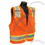 Surveyor Two Tone Vest Class 2 Orange