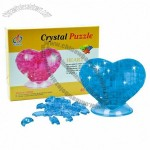 Sweet heart 3D Crystal Puzzle - Designer Toys