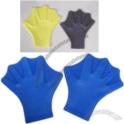 Swim Silicone Gloves For water resistance training