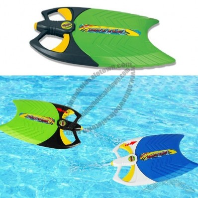 Swimming Kickboard With Water Gun Games