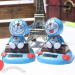 Swinging Doraemon Solar Powered Toy