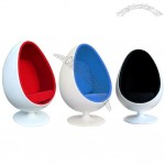 Swivel Egg Chair, Pod Chair
