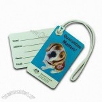 Swivel Type Luggage Tag