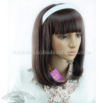 Synthetic Wig, Human Hair Wig, Front Wig